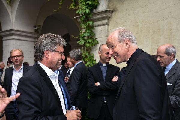 Christoph Schönborn, Alexander Wrabetz (c) Markus Langer